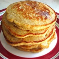 Weight Watchers Cinnamon Applesauce Pancakes recipe – 2 points Recipe - ZipList