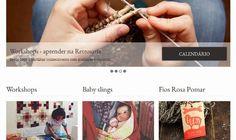 Malha a Malha | Handmade Life: a nova Retrosaria está linda | the new Retrosaria ...