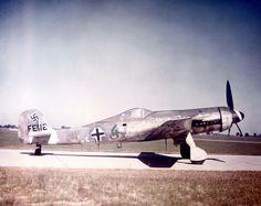 Focke Wulf Ta 152 H-1 by deckarudo, via Flickr