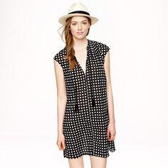 Foulard gauze tunic - tops & dresses - Women's beach cover-ups - J.Crew Have it!
