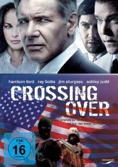 Crossing Over Der Traum von Amerika  2009 USA      Jetzt bei Amazon Kaufen Jetzt als Blu-ray oder DVD bei Amazon.de bestellen  IMDB Rating 6,8 (13.240)  Darsteller: Harrison Ford, Ray Liotta, Ashley Judd, Jim Sturgess, Cliff Curtis,  Genre: Drama,  FSK: 16