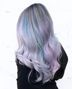 "1,186 Likes, 24 Comments - A PULP RIOT Salon Seattle (@rossmichaelssalon) on Instagram: ""💿HOLO LOVE💿 The Hottest Hair Trend Of 2017 😉 Using All @pulpriothair By Senior Stylist And Fellow…"""