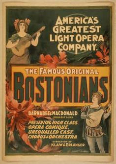 vintage opera posters - - Yahoo Image Search Results