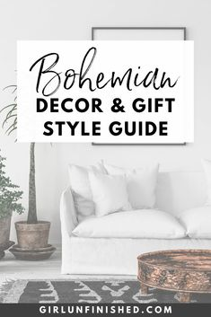 Do you know someone who loves all things boho? Today on the blog we have the best bohemian decor gift ideas that won't break the bank. Budget friendly and stylish bohemian decor gift ideas for the living room, bedroom, and the rest of the house. Boho Style Decor, Bohemian Decor, Bohemian Style, Hippy Room, Hippie Room Decor, Faux Sheepskin Rug, Moon Decor, Meditation For Beginners, Geometric Wall