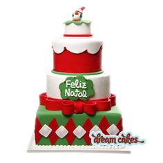 Resultados da pesquisa de http://www.dreamcakes.com.br/images/produtos/outros/bolo-decorado-natal-verde-vermelho.jpg no Google