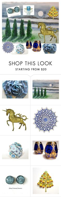 Gift Ideas for Christmas! #07 by colchico on Polyvore featuring Trilogy, Christopher Radko and vintage
