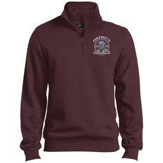 Friday deebo shirt Bike Rentals What Bike Quarter-Zip Embroidered Sweatshirt
