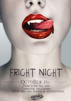 Jip Snoeren Fright Night 18+
