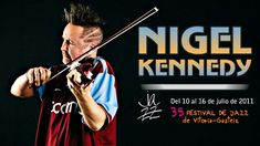 Nigel Kennedy Quintet - Festival de Jazz de Vitoria-Gasteiz 2011