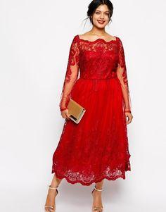 Die Top 20 - Festliche kleider für mollige damen. Modetrends 2018 31e4938d0a