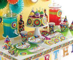 PartyPail.com Blog: Party Planning Tips, News, and More! | 10 Adult Birthday Party Themes & Ideas
