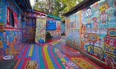 Rainbow Village - Taichung