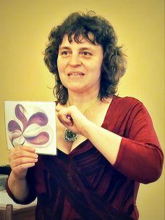 AUTOMATICKÁ KRESBA - Hana Šmídová (Alchymistické Litoměřice 2015) Zentangle, T Shirts For Women, Acrylic Paintings, Hana, Youtube, Zentangle Patterns, Zen Tangles, Zentangles, Youtubers