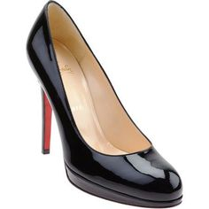 Christian Louboutin New Simple Pump - my absolute favorite pair of shoes given to me by Jay. Best Christmas present ever!