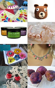 Mother's Day gifts, Jewelry, Crafts, Findings, Antiques, Pets, --Pinned with TreasuryPin.com by Chic Bean