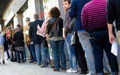 El porcentaje de parados que llevan más de dos años buscando empleo supera el 43% 29/03/15