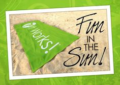 What better time of the year than now to have fun in the sun with  IT WORKS!