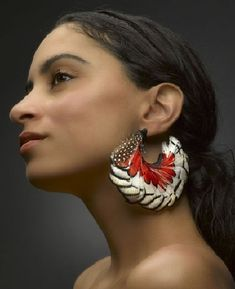 Earrings Featured Earings Accessories Feather Jewelry Fall