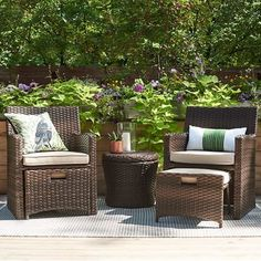 85 Stylish Small Patio Furniture Ideas