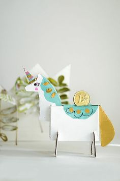 DIY Unicorn Bank   willowday