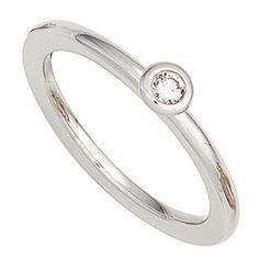 Damen-Ring 1 Diamant-Brillant 14 Karat (585) Weißgold 0.07 ct. 50 (15.9) Dreambase http://www.amazon.de/dp/B00N5C34EY/ref=cm_sw_r_pi_dp_Kmogub1C1VB9H