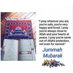 Jummah Mubarak Dua, Jummah Mubarak Messages, Jumah Mubarak, Allah Quotes, Muslim Quotes, Islamic Quotes, Jumuah Mubarak Quotes, Allah Islam, I Pray
