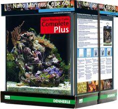 Nano Marinus Dennerle Complete Plus - 60 litres Pour me lancer dans l'aquarium marin :)
