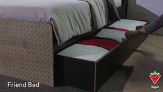 Cilek Black Család a Kimmel Gyerekbútor -tól Toddler Bed, Modern, Furniture, Black, Home Decor, Child Bed, Trendy Tree, Decoration Home, Black People