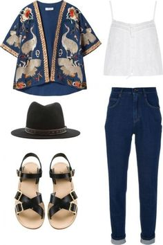 Best Outfit Styles For Women - Fashion Trends Basic Outfits, Casual Outfits, Cute Outfits, Popular Outfits, Polyvore Outfits Casual, Polyvore Fashion, Girl Outfits, Look Fashion, Fashion Outfits