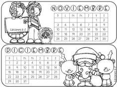 Calendario Dibujo Blanco Y Negro.Las 418 Mejores Imagenes De Calendario En 2019 Portadas