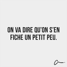 On va dire qu'on s'en fiche un petit peu #LesCartons
