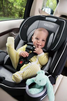 AmazonSmile : Graco 4ever All-in-One Car Seat, Matrix : Baby