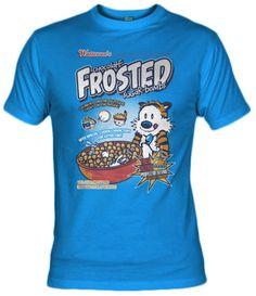 Camiseta Frosted sugar bombs por Arinesart- Fanisetas - Calvin and Hobbes