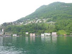"""""""Nave"""" Gandria→Lugano, Lago di Lugano, Lugano Ticino Swiss"""
