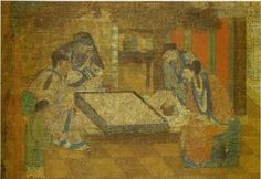 공민왕 기위도 14세기. 일본인 개인소장 14th Century Goryeo Painting. #고려시대