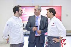 Mario Sandoval y Francis Paniego