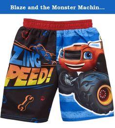 Disney Cars Bathing Suit Swimsuit Baby Boys Swim Trunks 12-24 Months
