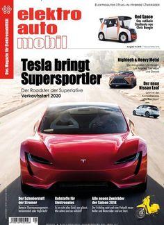 Tesla bringt Supersportler: Der #Roadster der Superlative - Verkaufsstart 2020 Jetzt in eam_magazin:  #Tesla #TeslaRoadster #ElectricVehicles #electriccars #ElectricCar #Elektroauto