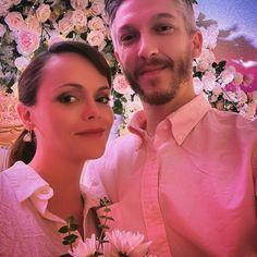 Christina Ricci & Mark Hampton October 2021