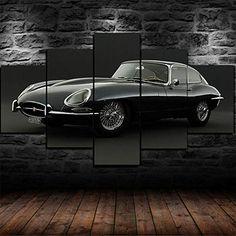 Beautiful 5 piece Canvas of a E-Type Jaguar for all E-Type fans. AMAZON AFFILIATE LINK. . #jaguarcars #etype #etypejaguar #etypejag #affiliate Jaguar Land Rover, Jaguar E Type, Great British, Classic Cars, Fans, Wall Art, Amazon, Beautiful, Amazons