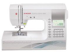 Máquina de Costura Singer Quantum Stylist 9960 com as melhores condições você encontra no site do Magazine Luiza. Confira!