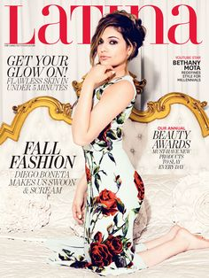 Bethany Mota is our September 2015 cover star! #BethanyOnLatina