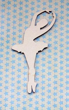 Balerina chipboard