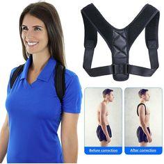 Back Corrector, Back Posture Corrector, Sore Neck And Shoulders, Shoulder Posture, Shoulder Brace, Shoulder Straps, Sport Treiben, Posture Support, Muscle Imbalance