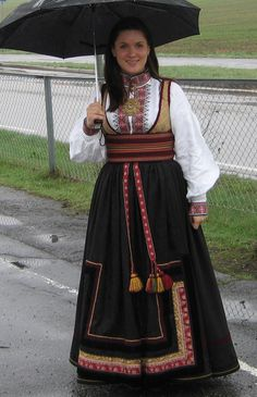 Folk Costume, Costumes, Musical Theatre, Folklore, Traditional Outfits, Norway, All Things, Scandinavian, Ethnic