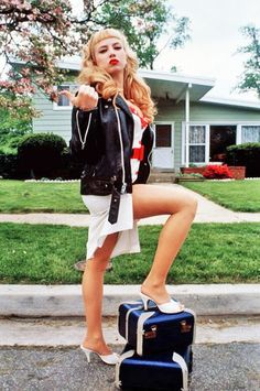 Traci Lords as Wanda Woodward in Cry-Baby