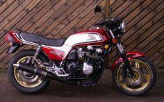 Honda CB 1100F Super Bol d'Or 1983
