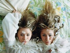 siamese Olson twins