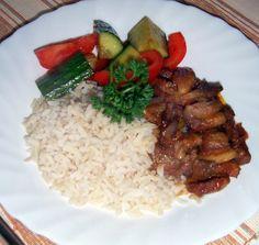 Javaans spek is een lekker recept, Een heerlijk, Oosters gerecht. Serveer met rijst en een frisse komkommer-tomaat salade, een heerlijke combinatie!