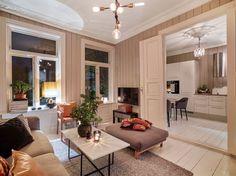 FINN – LEKKER FROGNERLEILIGHET - Attraktiv og klassisk 3-roms leilighet med peis og balkong - Høyt under taket med rosett og stukkatur - Ny og flott bakgård kommer.